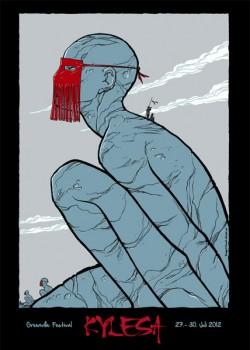 Gigposter; skrash.com, moenig-illustration, posterkrauts