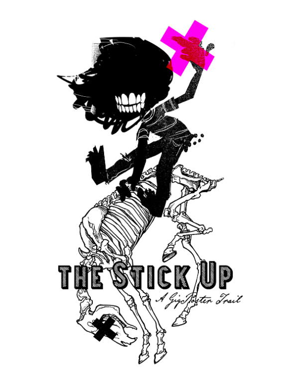 thestickup-rider