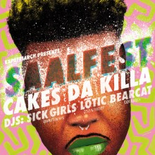 Cakes Da Killa / Festsaal Kreuzberg