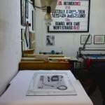 Antighost Siebdruck Werkstatt Mannheim