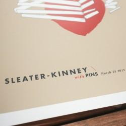 Sleater-Kinney Poster 01