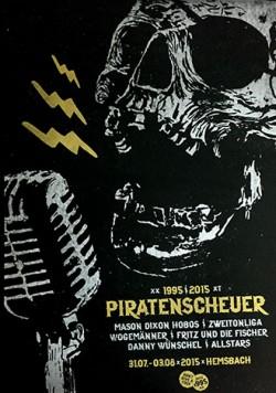 Antighost-Piratenscheuer