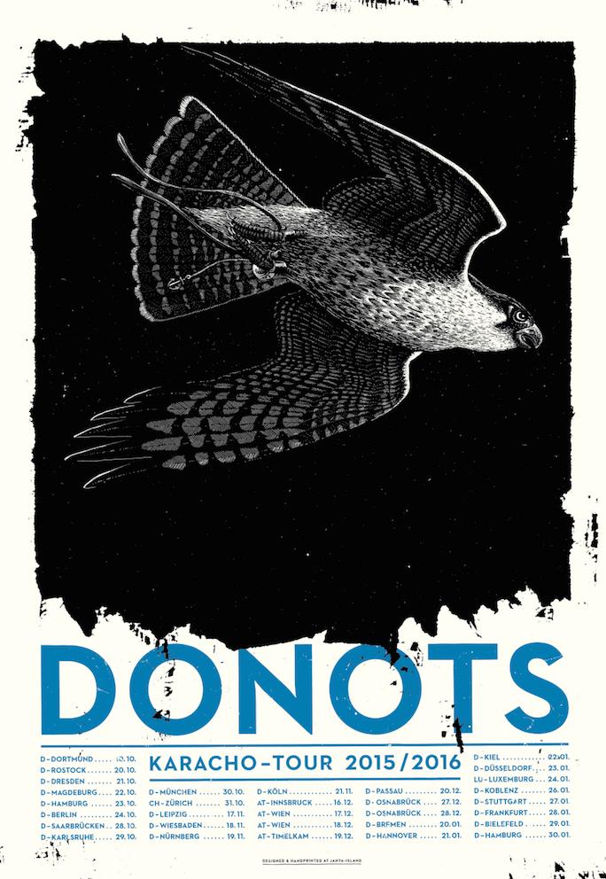 Donots-Posterkrauts