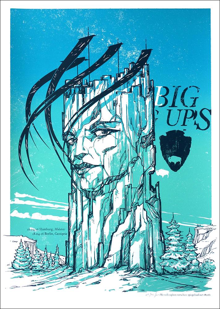 SPS-018 – Big Ups