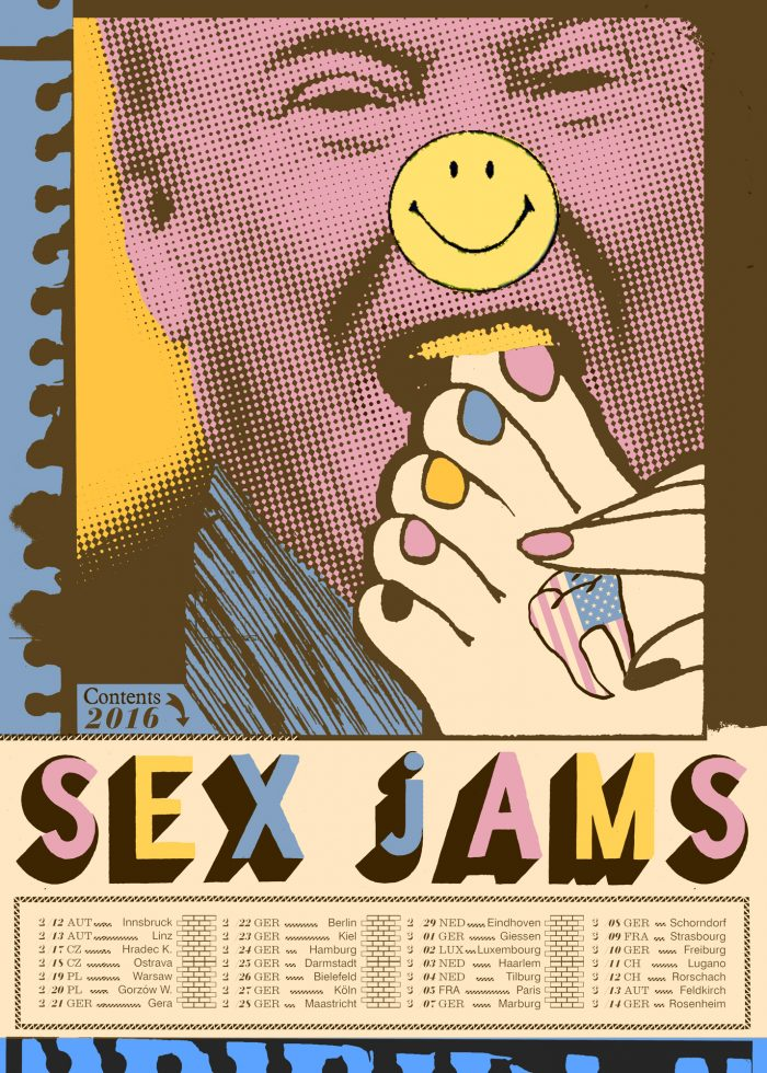Sex_Jams_Marian_Bodenstein_Tour_Poster_Web