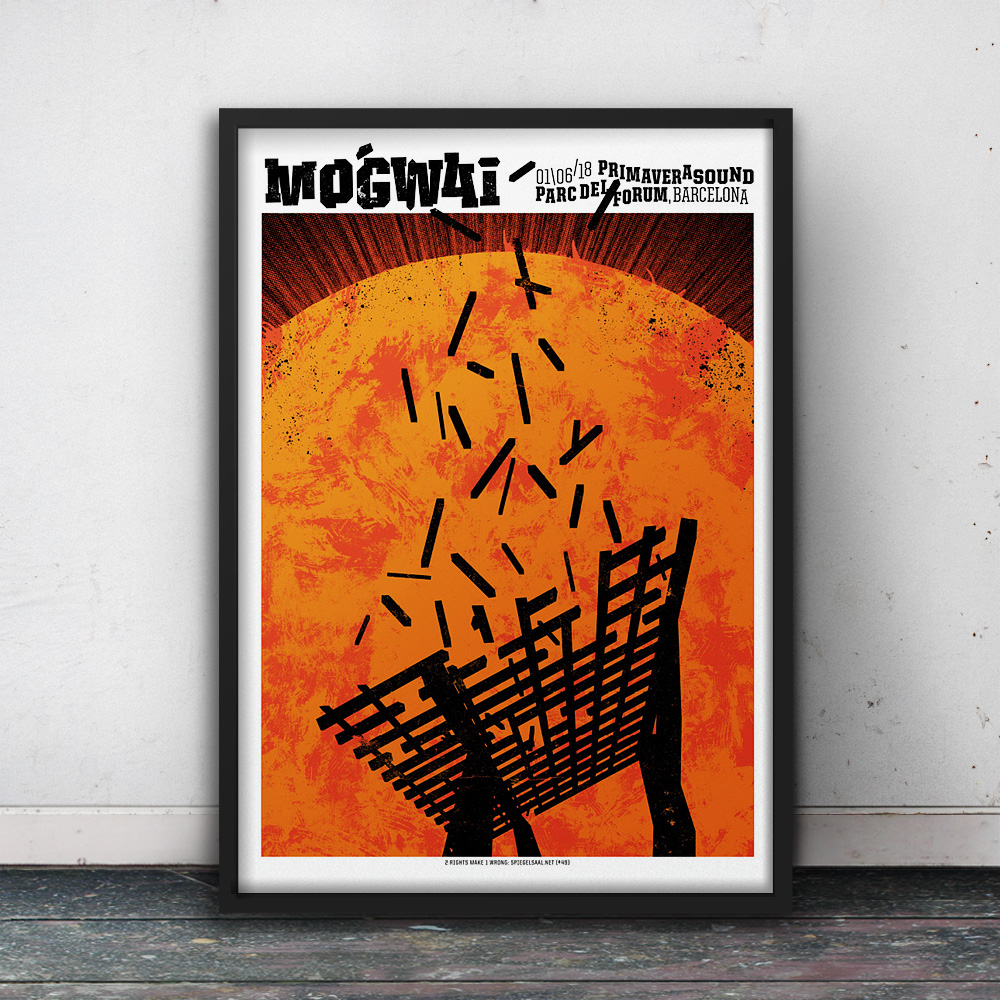Mogwai - Barcelona 2018